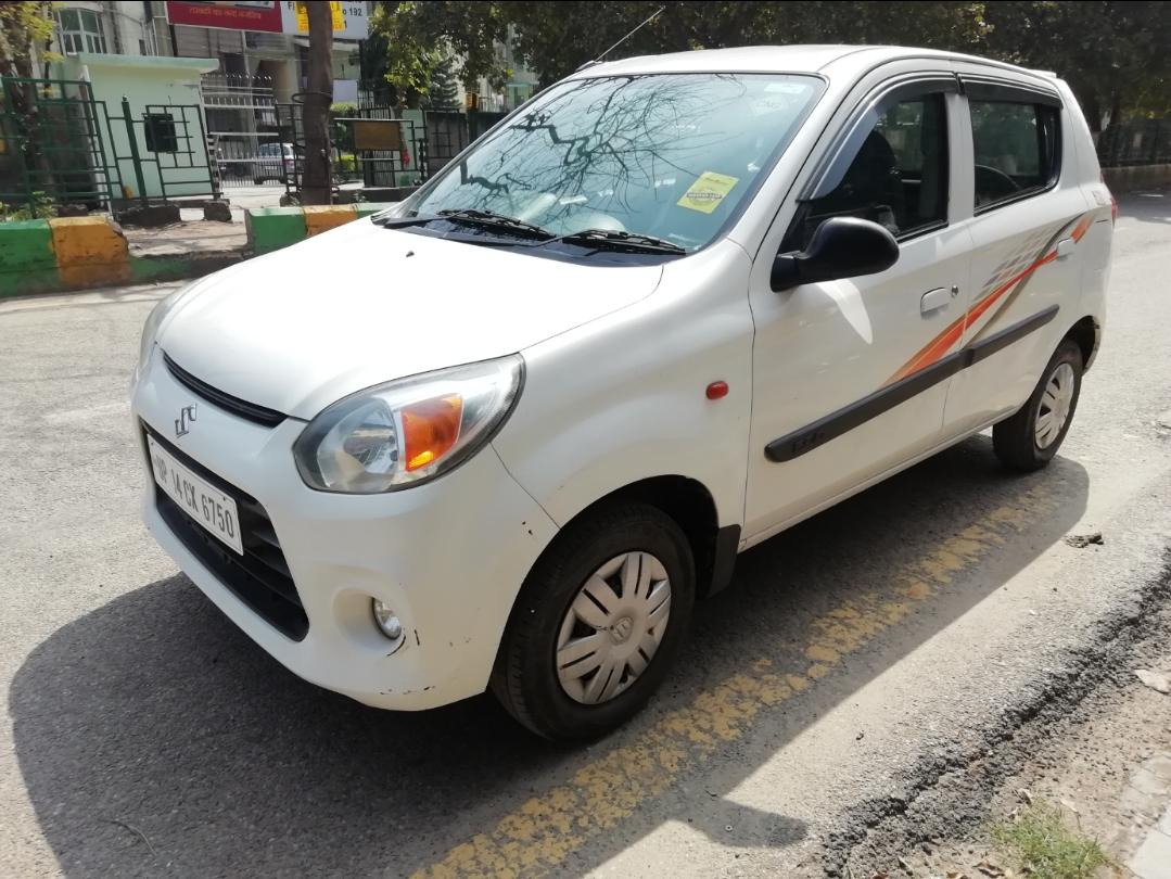 2016 Used Maruti Suzuki Alto 800 LXI CNG