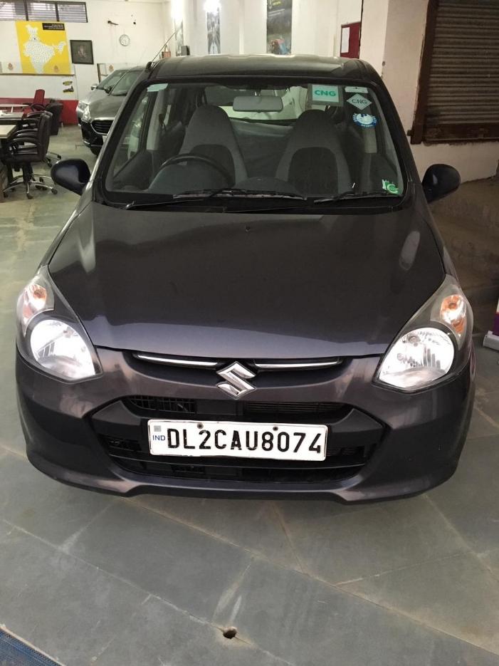 2015 Used Maruti Suzuki Alto 800 LXI CNG