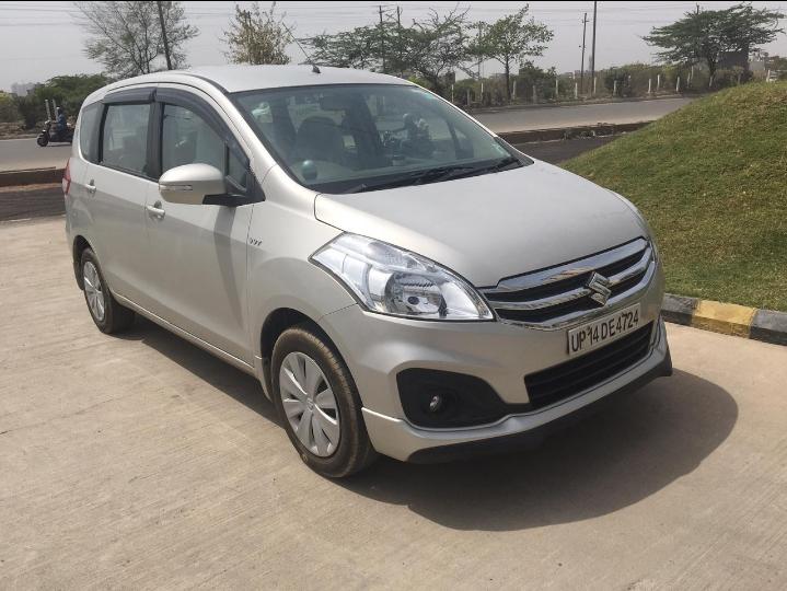 2017 Used Maruti Suzuki Ertiga VXI