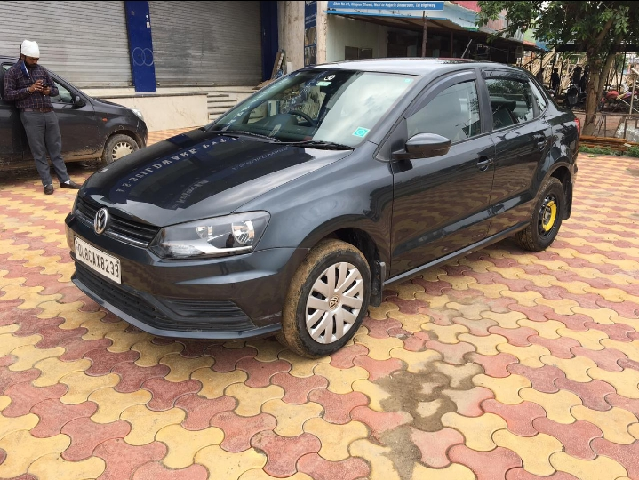 2019 Used VOLKSWAGEN AMEO HIGHLINE PLUS 1.0L (P) CONNECT EDITION