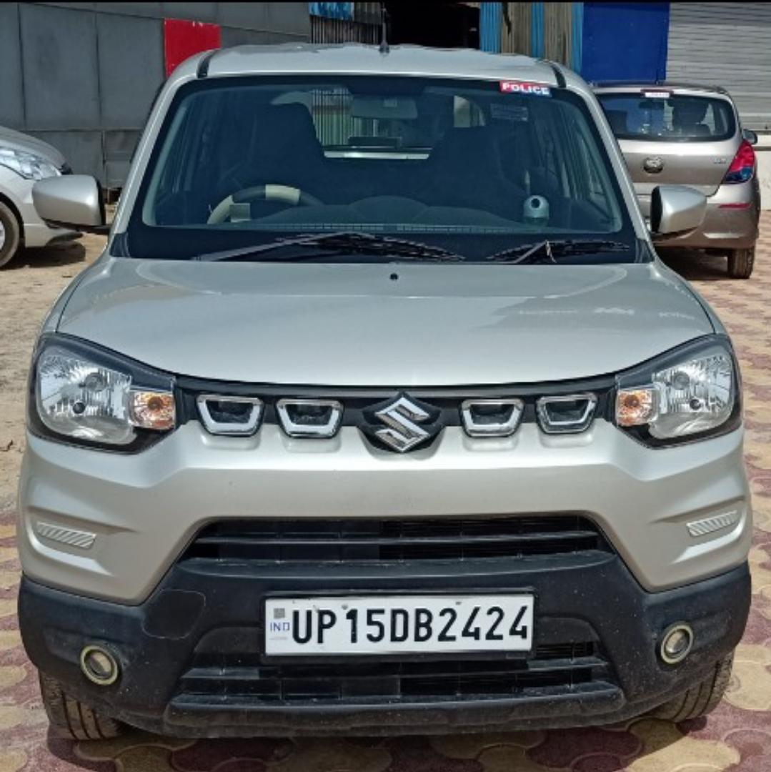 2019 Used Maruti Suzuki S Presso VXI PLUS