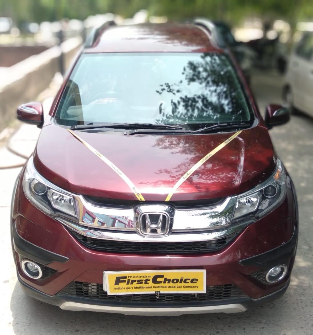 2016 Used Honda Br V VX DIESEL