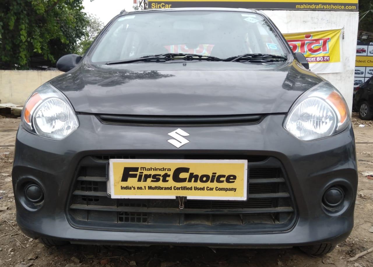 2017 Used Maruti Suzuki Alto LXI