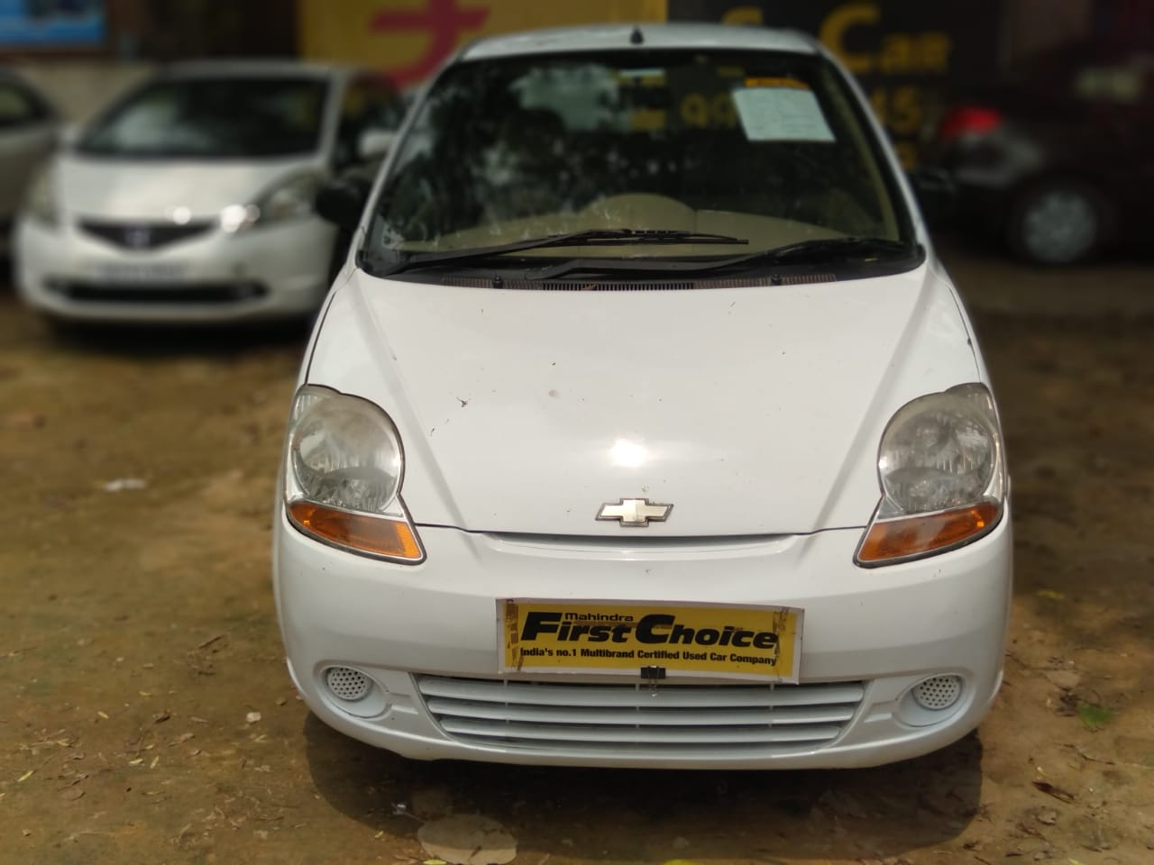 2010 Used CHEVROLET SPARK LS 1.0