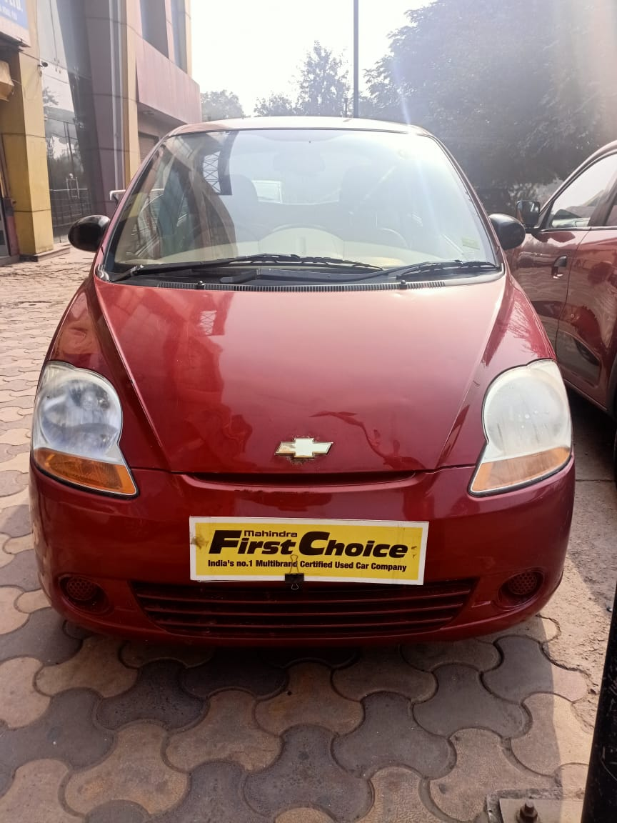 2011 Used CHEVROLET SPARK LS 1.0