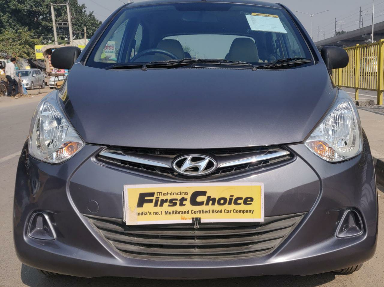 2017 Used HYUNDAI EON ERA PLUS