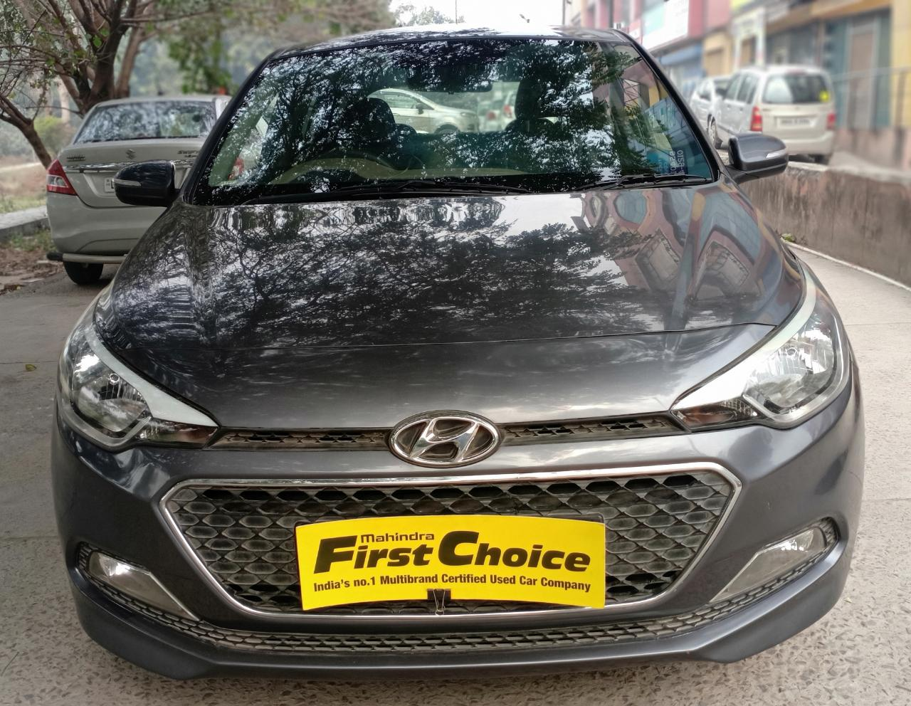2018 Used Hyundai Elite I20 SPORTZ 1.2