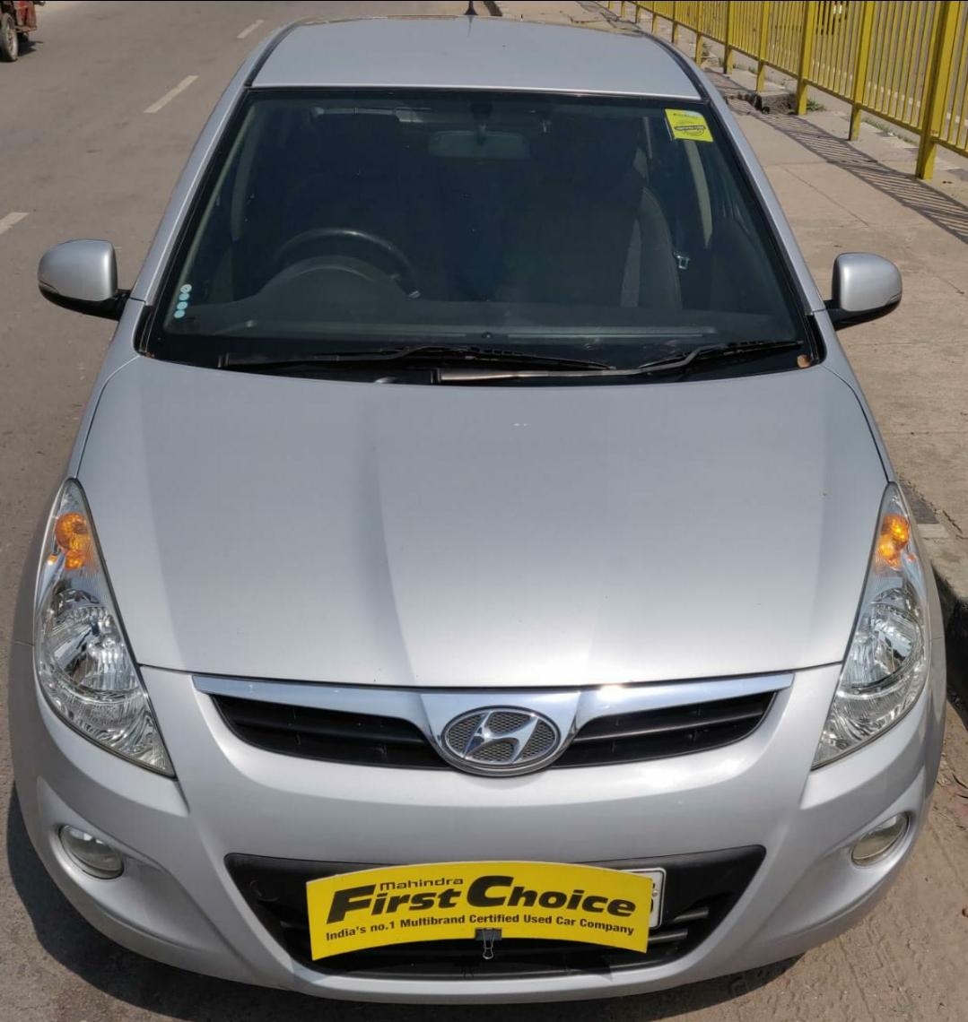 2011 Used Hyundai I20 ASTA 1.2 O