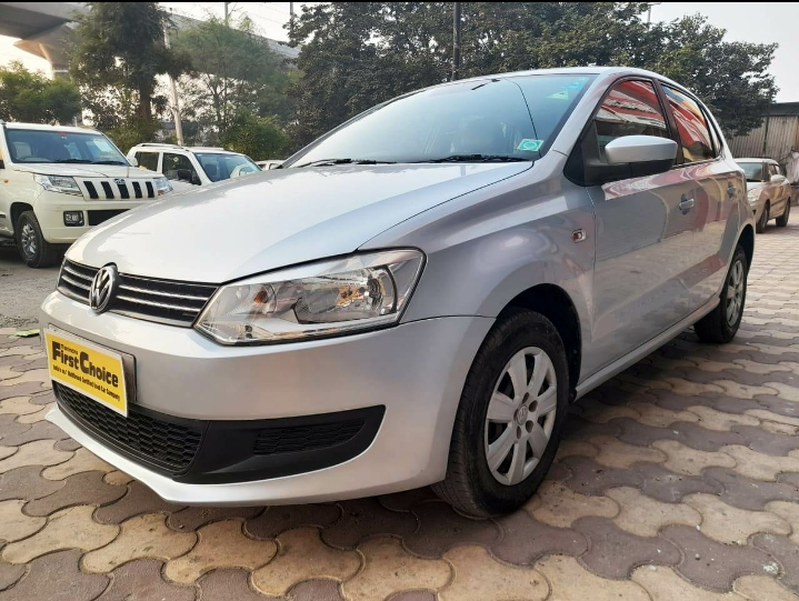 2011 Used Volkswagen Polo COMFORTLINE 1.2L PETROL