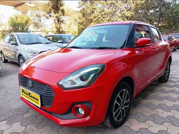 2018 Used Maruti Suzuki Swift ZXI +