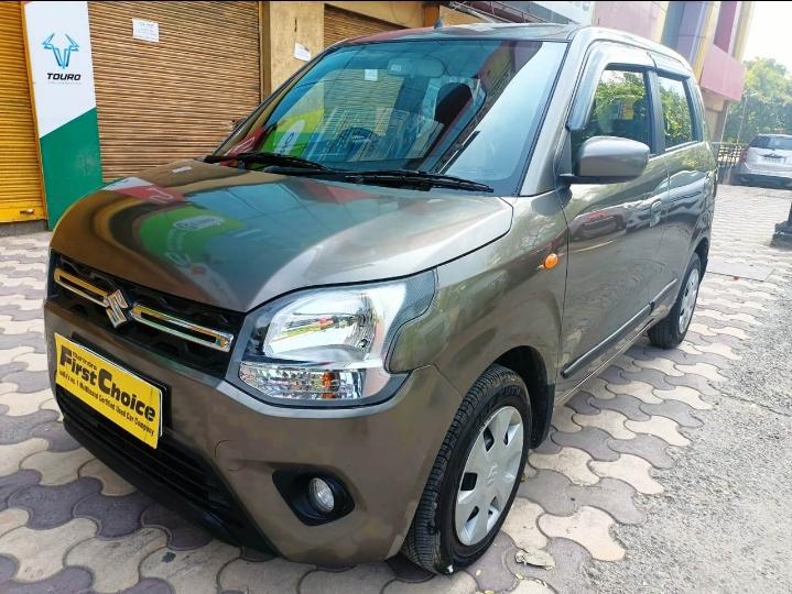 2019 Used Maruti Suzuki Wagon R VXI 1.2 BS-VI