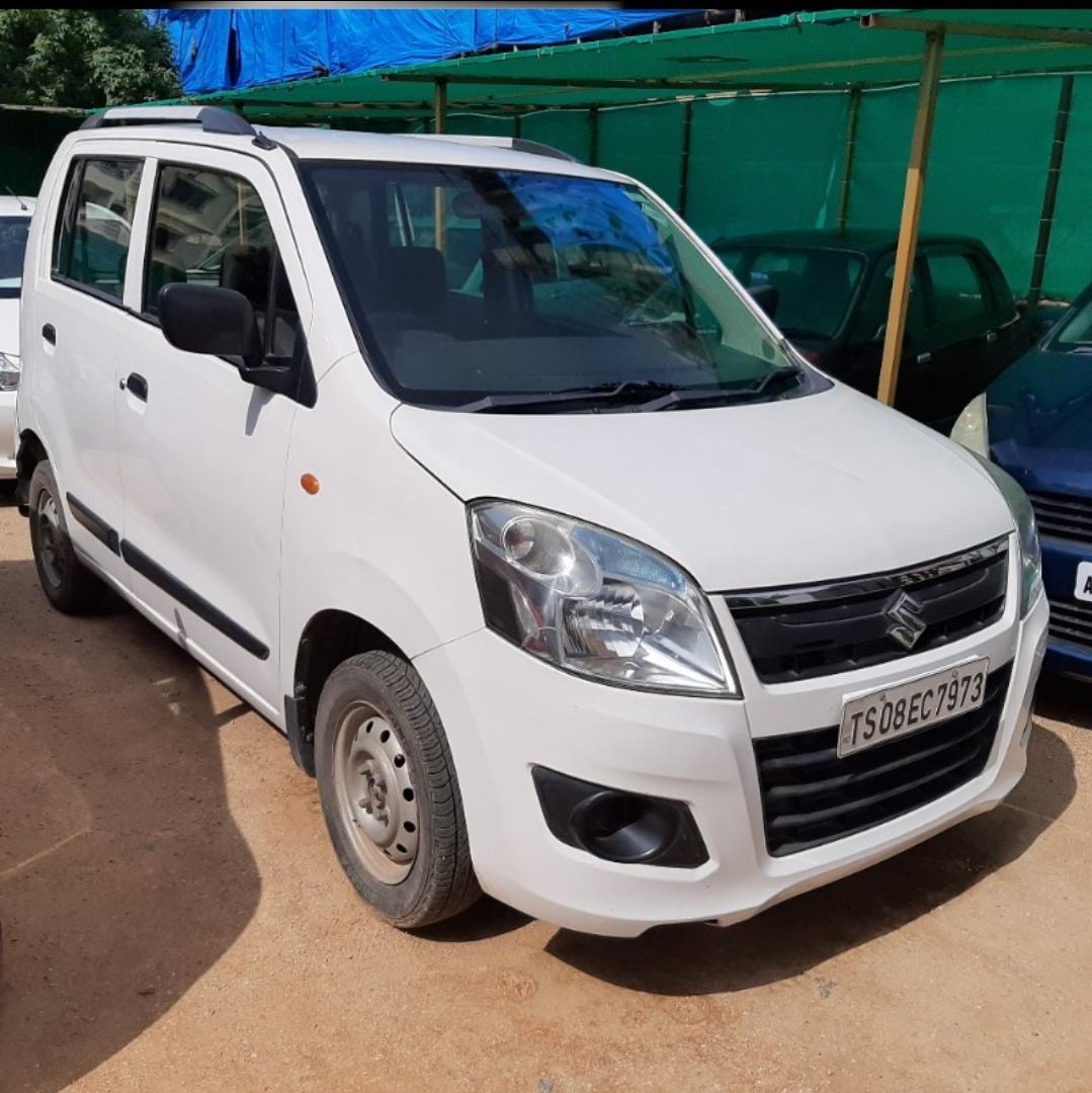 2014 Used Maruti Suzuki Wagon R LXI