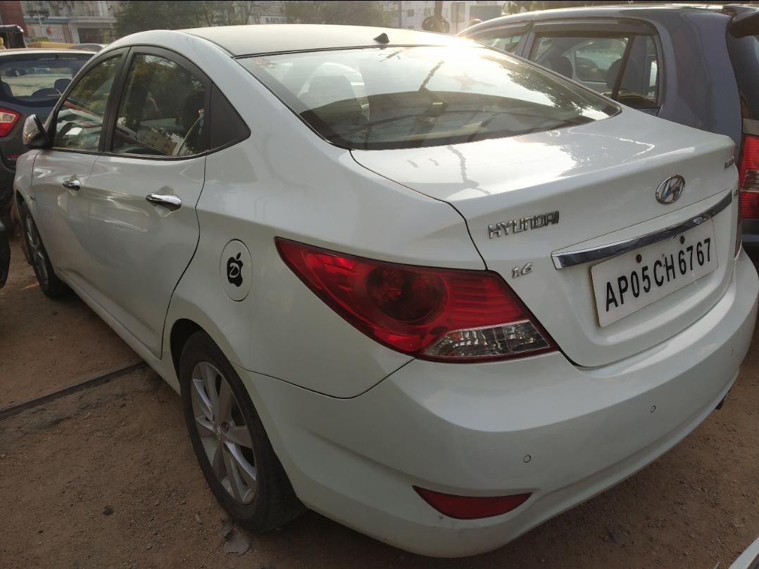 2013 Used Hyundai Verna FLUIDIC 1.6 SX CRDI