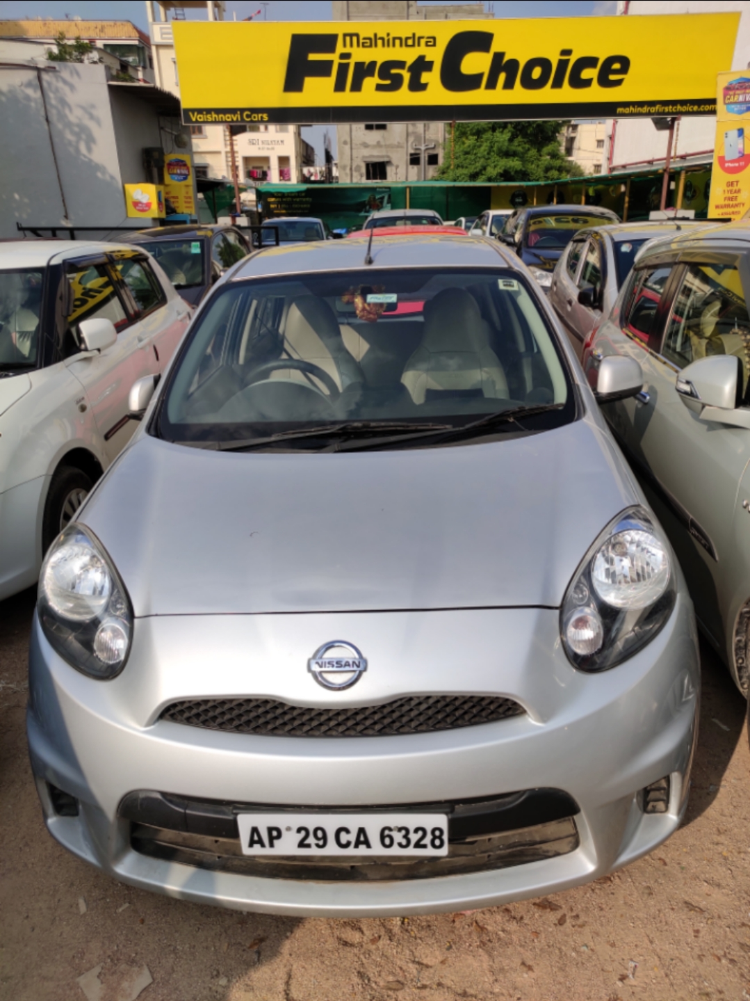 2013 Used Nissan Micra Active XV