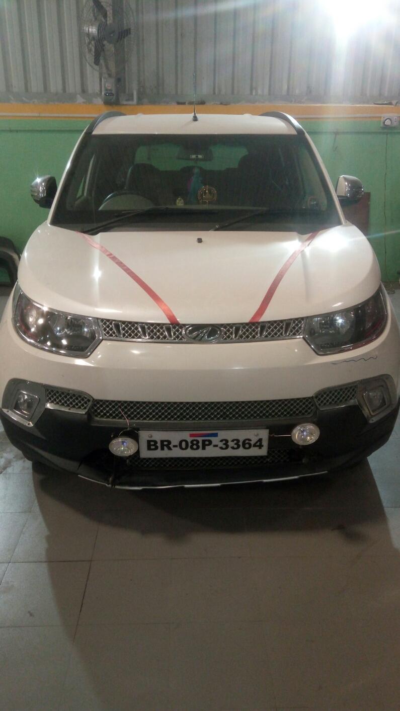 2016 Used Mahindra Kuv100 K4 5 SEATER DIESEL