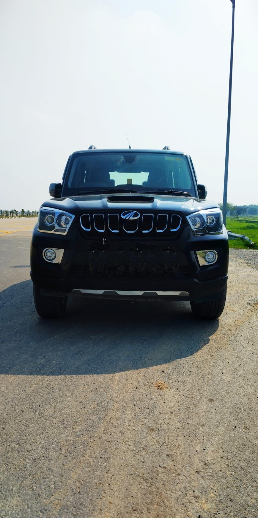 2018 Used Mahindra Scorpio S11 2WD