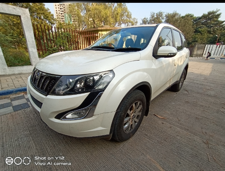 2016 Used Mahindra Xuv500(2015_2017) W10 AWD AT