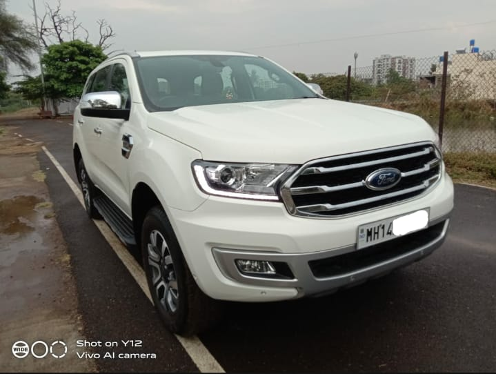 2020 Used Ford Endeavour 2.2L DIESEL TITANIUM+ 4X2 AT
