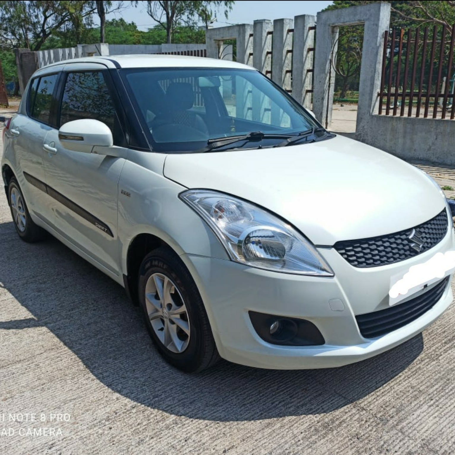 2013 Used Maruti Suzuki Swift VDI BS IV