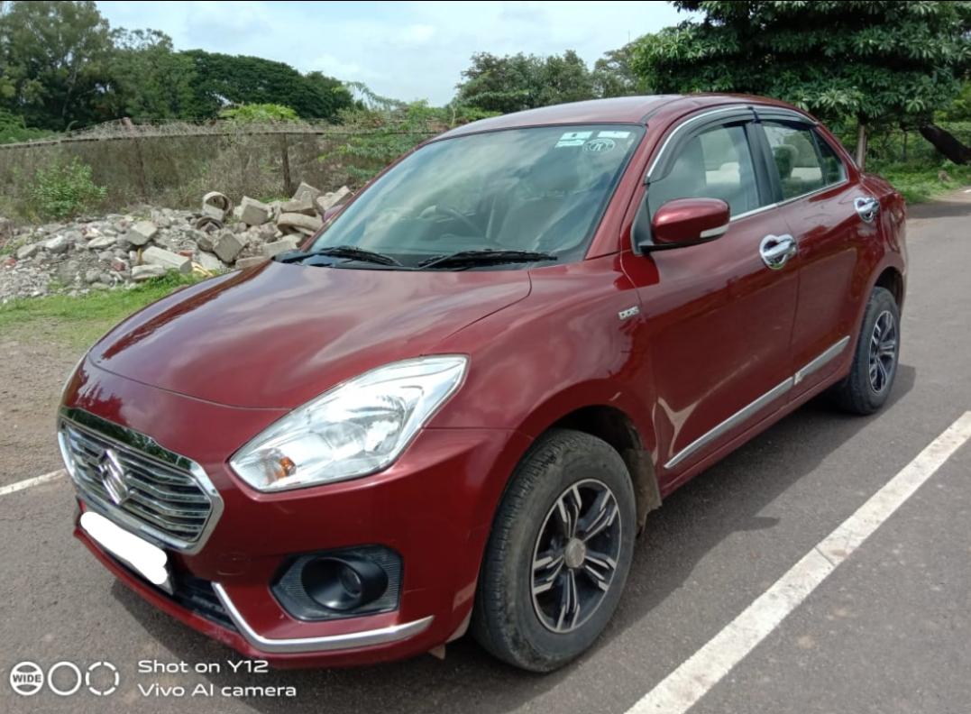 2018 Used Maruti Suzuki Dzire VDI AMT