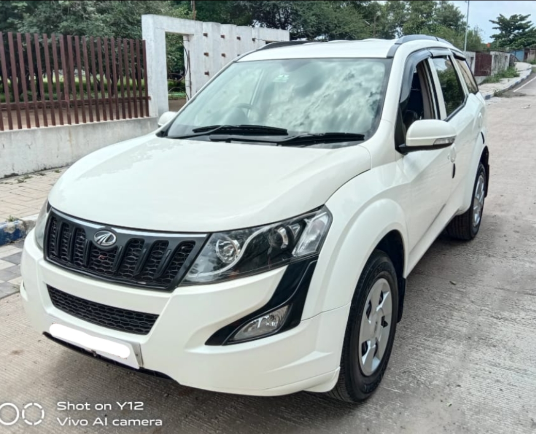 2017 Used Mahindra Xuv500 W4