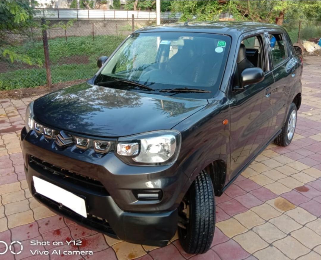 2019 Used Maruti Suzuki S Presso VXI