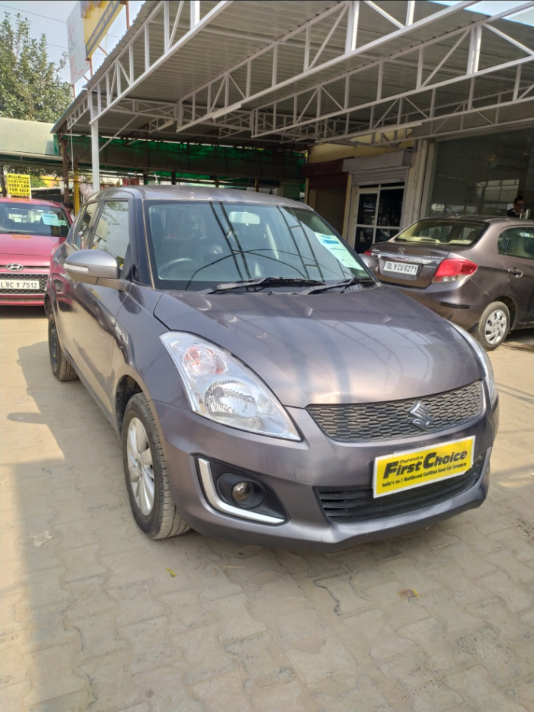 2016 Used MARUTI SUZUKI SWIFT ZDI