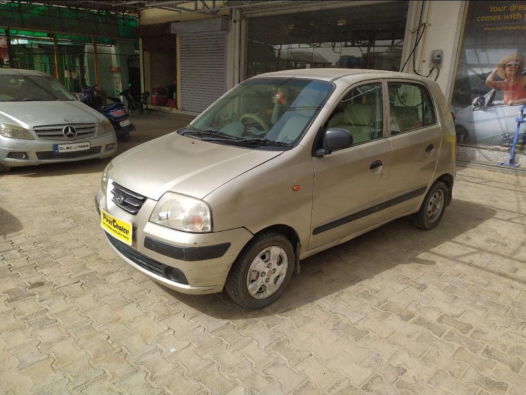 2007 Used Hyundai Santro Xing XL ERLX EURO III