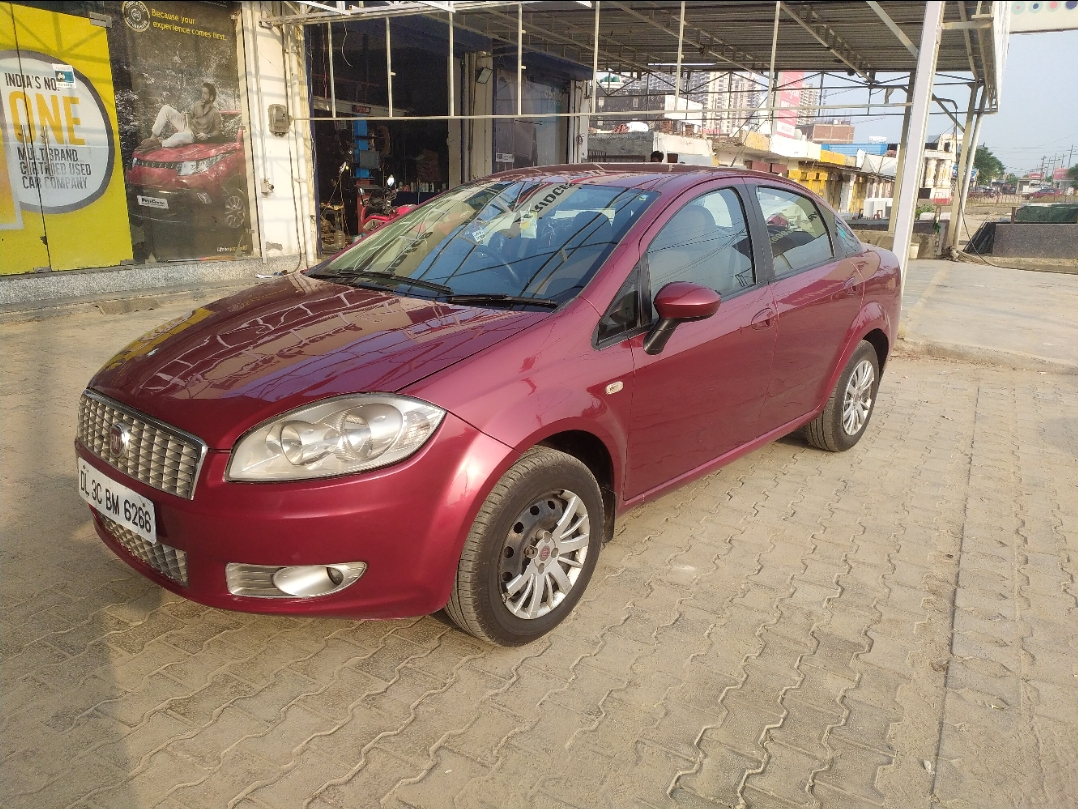 2010 Used Fiat Linea DYNAMIC 1.4