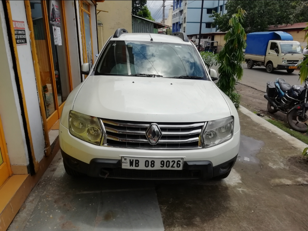 2014 Used Renault Duster RXL