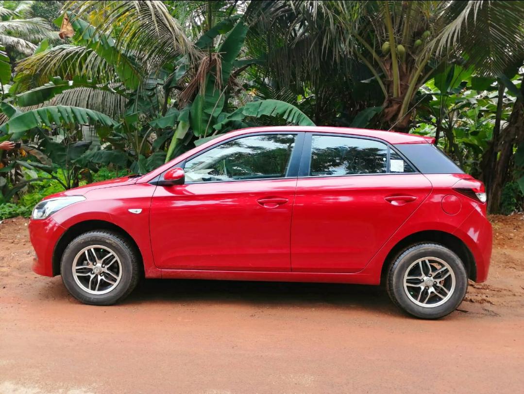 2014 Used Hyundai Elite I20 MAGNA 1.2