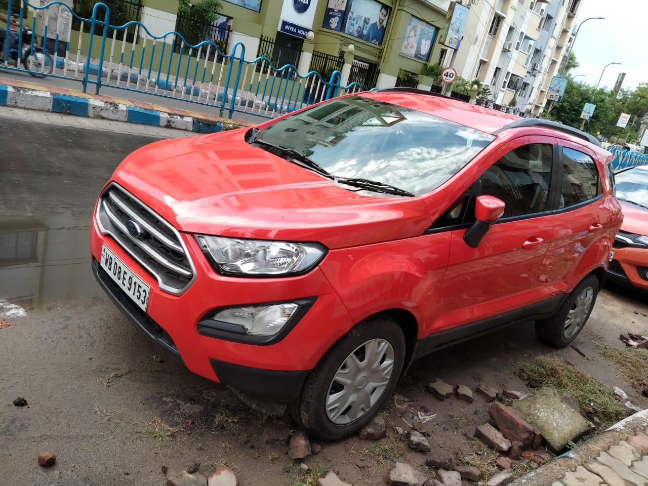2018 Used Ford Ecosport TREND + 1.5L TDCI