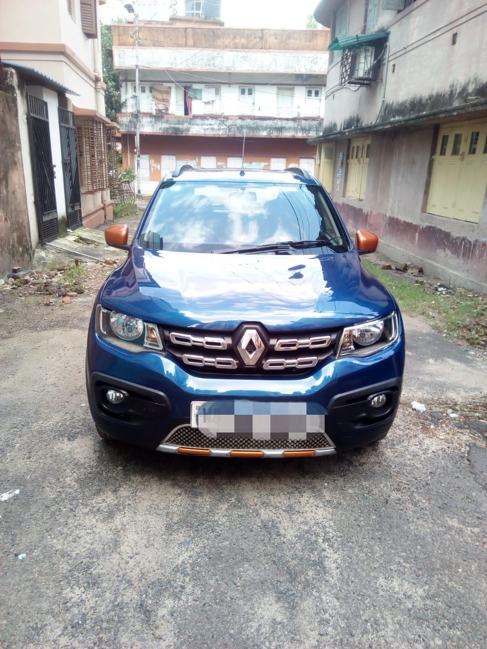 2017 Used Renault Kwid CLIMBER 1.0 AMT