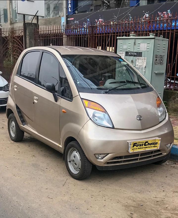 2011 Used Tata Nano LX