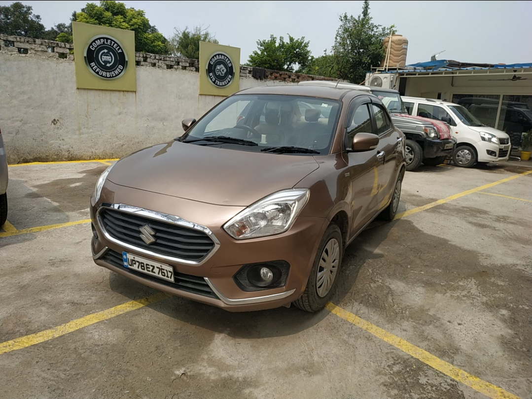 2017 Used Maruti Suzuki Swift Dzire VDI ABS