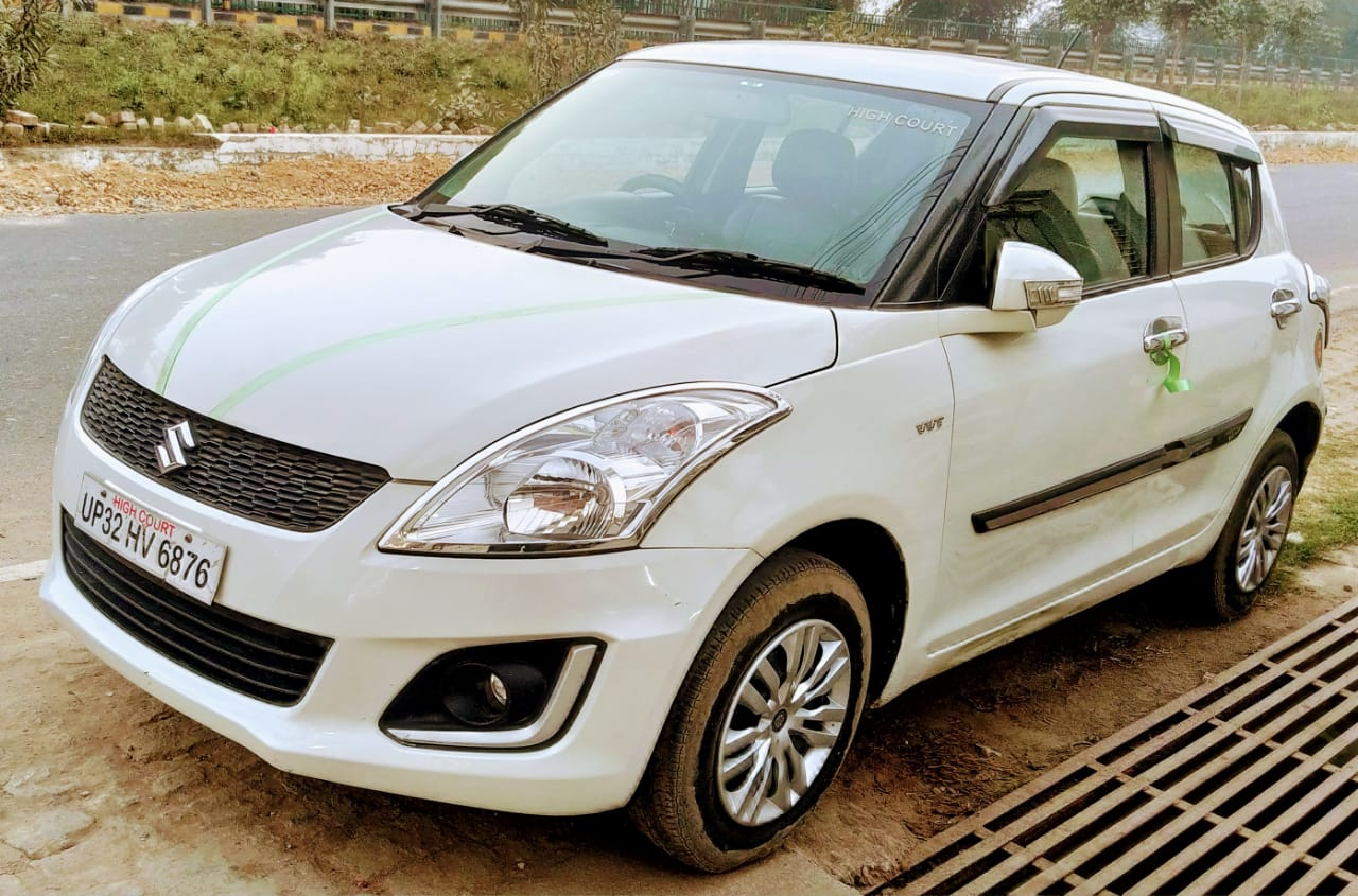 2017 Used MARUTI SUZUKI SWIFT(2014_2018) VXI