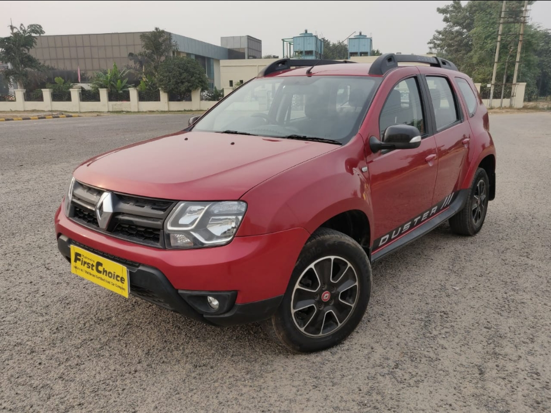 2017 Used Renault Duster 110PS RxZ AMT