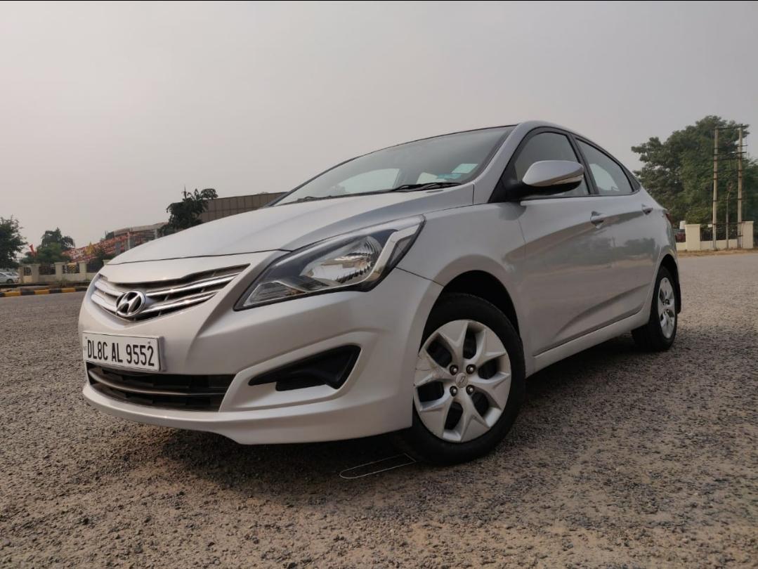 2016 Used Hyundai Verna 1.4 VTVT