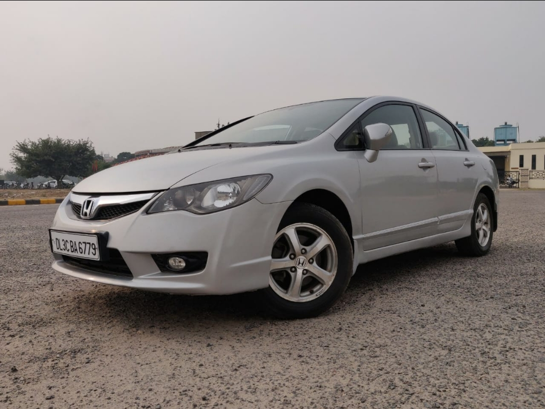 2011 Used Honda Civic 1.8V MT