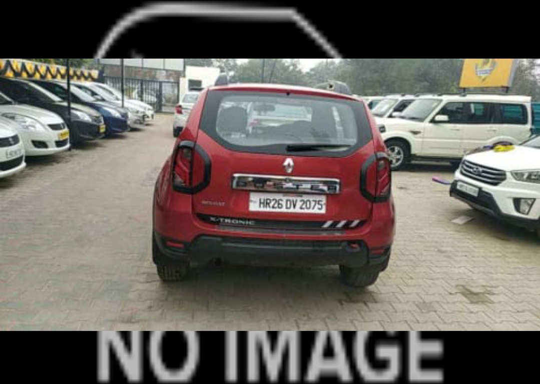 2017 Used RENAULT DUSTER(2016_2019) RXS CVT