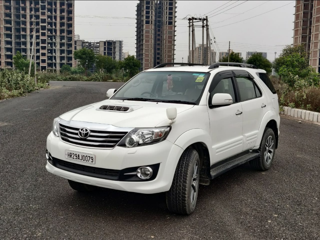 2015 Used Toyota Fortuner (2012_2016) 3.0 4X2 AT