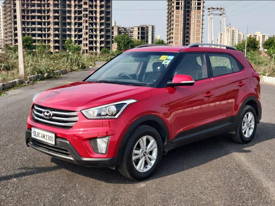 2015 Used Hyundai Creta 1.6 CRDI SX