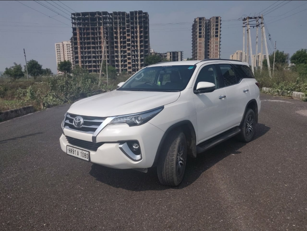 2017 Used Toyota Fortuner 2.8 2WD AT