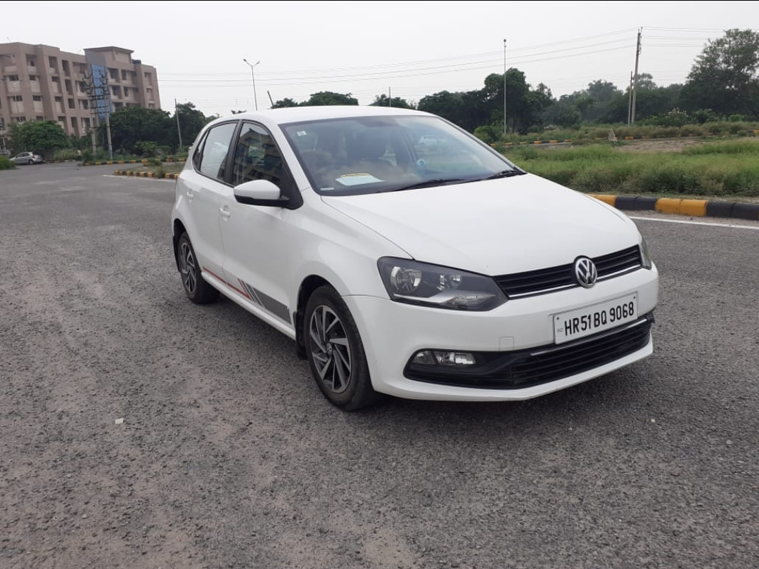 2017 Used Volkswagen Polo COMFORTLINE 1.2L PETROL