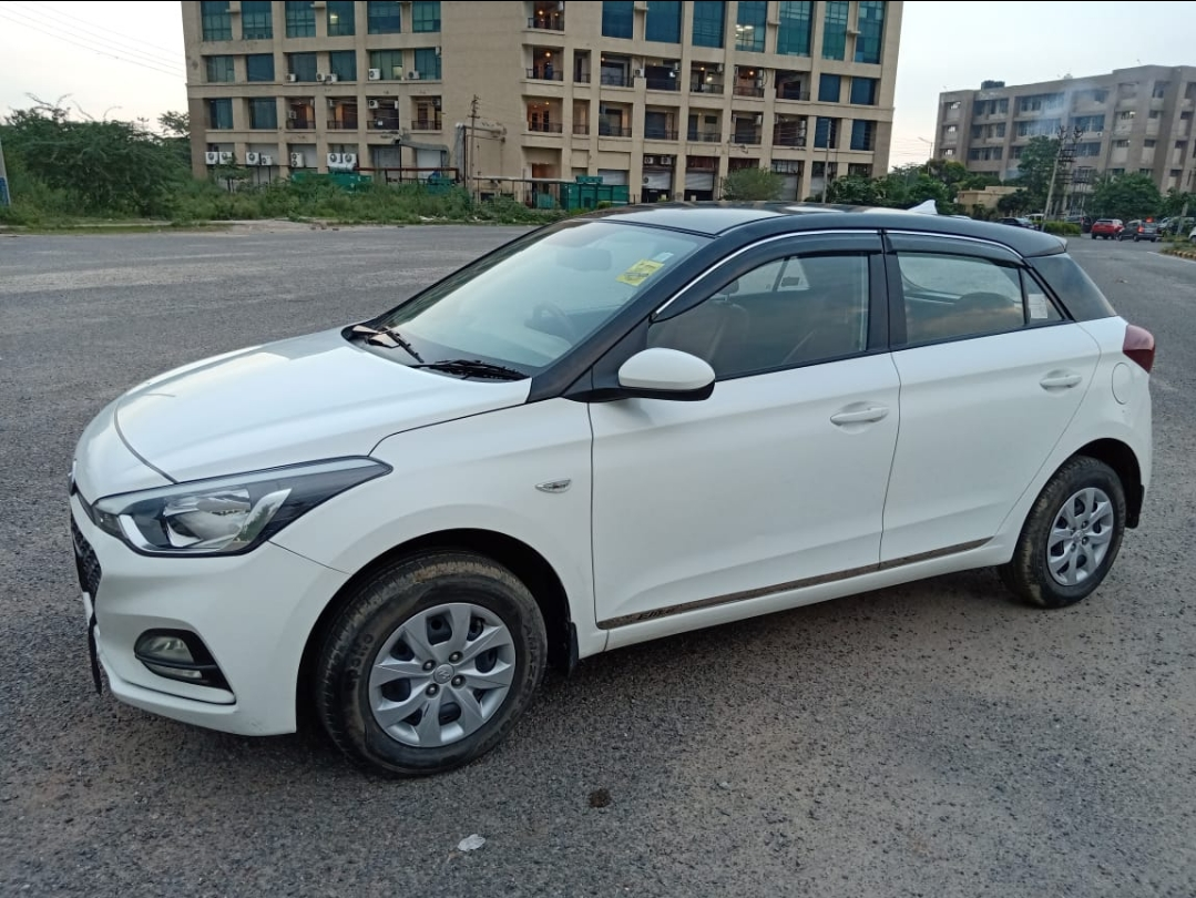 2018 Used Hyundai Elite I20 MAGNA EXECUTIVE 1.2 AT