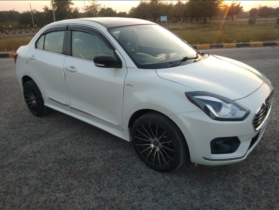 2017 Used Maruti Suzuki Dzire ZXI PLUS AMT