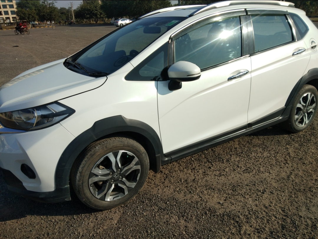 2017 Used Honda Wr V VX MT PETROL