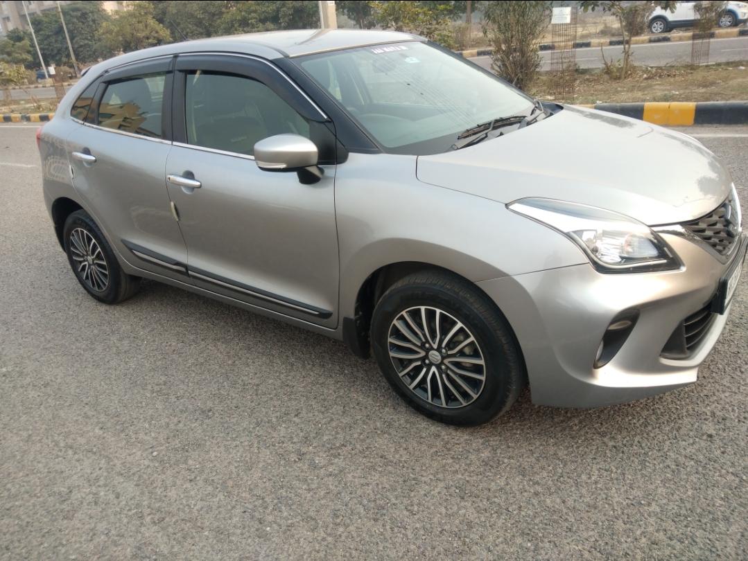 2019 Used Maruti Suzuki Baleno DELTA