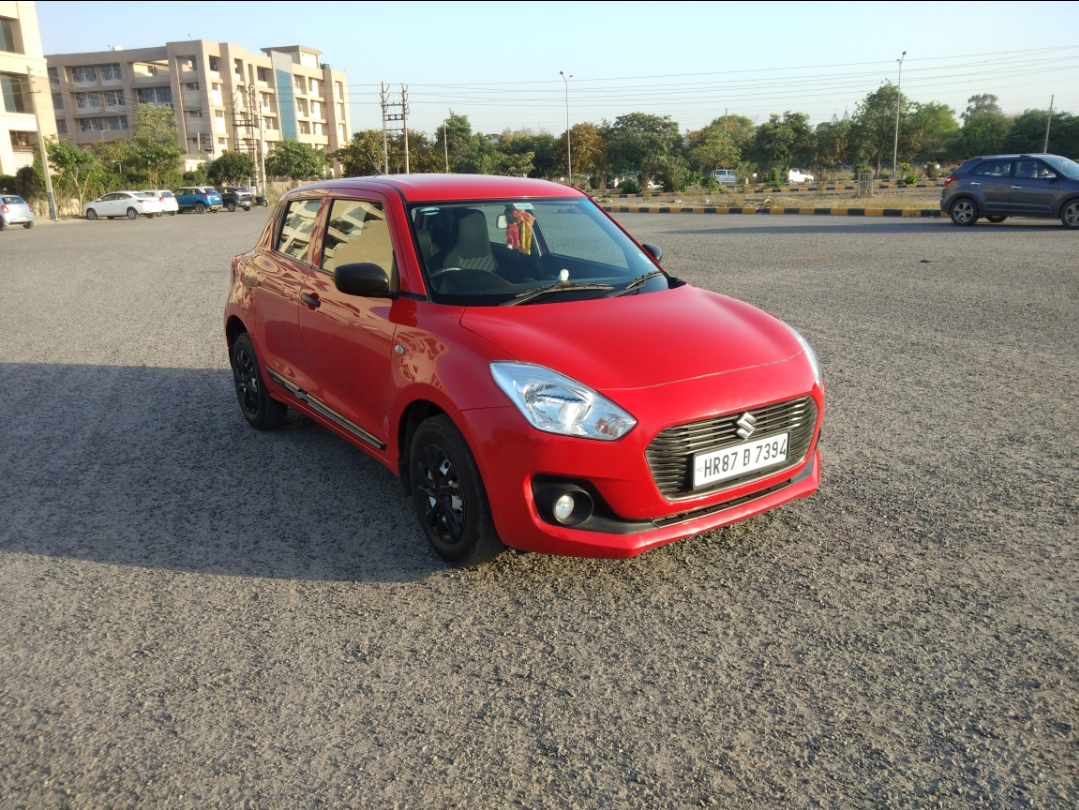 2019 Used Maruti Suzuki Swift LXI