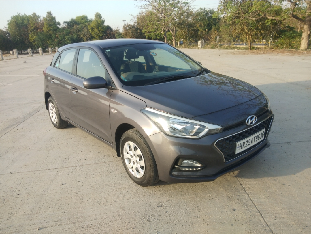 2019 Used Hyundai Elite I20 MAGNA PLUS 1.2